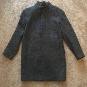 Theory Stretch Dress Coat
